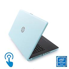 "HP 17"" HD Touch Intel Pentium 4GB RAM/2TB HDD Laptop"