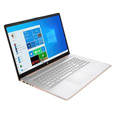 """HP 17.3"""" Touch Intel Core i3 256GB SSD Laptop with Microsoft Office"""