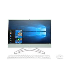 """HP 21.5"""" Intel 4GB RAM, 1TB HDD Full HD All-in-One PC with Software"""