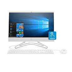 "HP 21.5"" Touch-Enabled Intel Core I-3, 4GB RAM/1TB DVD All-in-One PC"