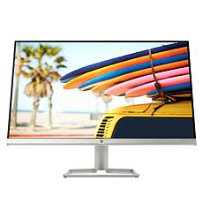 "HP 23.8"" HD Computer Monitor with Built-in Speakers"