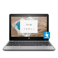 "HP Chromebook 11.6"" Touch HD 4GB/16GB Chrome OS Laptop"