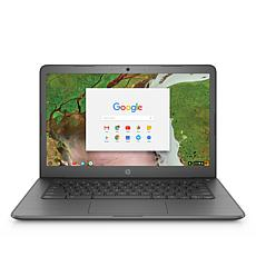 "HP Chromebook 14"" Touch HD Intel 4GB RAM, 32GB eMMC Chrome OS Laptop"