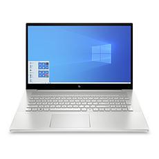 "HP ENVY 17"" Touchscreen Laptop 12GB RAM, 1TB HDD + 256GB SSD - Silver"