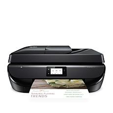 HP Officejet 5255 All-in-One Printer, Copier Scanner and Fax Bundle