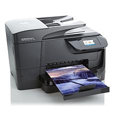 HP Officejet Pro 8710 All-In-One Printer, Copier, Scanner and Fax