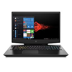 "HP Omen 17.3"" Core i7 8GB RAM 512GB SSD Gaming Laptop in Black"