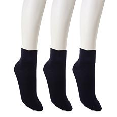 Hue Anklet Sock 3-pack