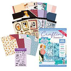 Hunkydory Crafts Crafting with Hunkydory Project Magazine - Issue 58