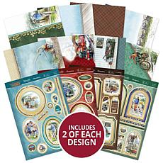 Hunkydory Crafts Hobbies For Him Luxury Topper Collection