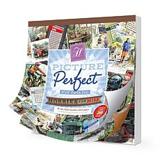 Hunkydory Crafts Hobbies For Him Picture Perfect Pad