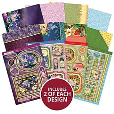 Hunkydory Crafts Welcome to Fairyland Mirri Magic Topper Collection