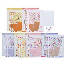 Hunkydory Push-Up Posies Concept Card Making Kit