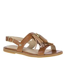 Hush Puppies Chrisse Tassel Leather Sandal