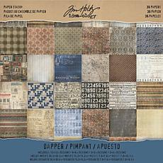 Idea-Ology Paper Stash Double-Sided Paper Pad - Dapper