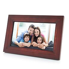 "iDeaPLAY 10"" Touchscreen Wi-Fi Photo Frame"