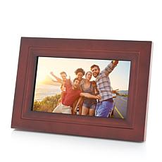 "iDeaPLAY 7"" Touchscreen Wi-Fi Photo Frame"