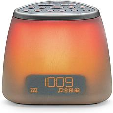 iHome Zenergy Dream Mini iZBT7 Bluetooth Bedside Sleep Therapy Machine