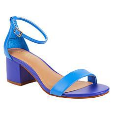 IMAN Boho Chic Colorblock Sandal