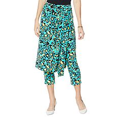 IMAN City Chic Skirt/Pant Combo