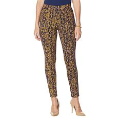 IMAN Global Chic 360 Slim Ponte Skinny Pant