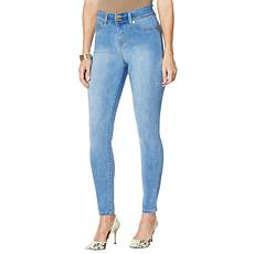 IMAN Global Chic 360 Slim Skinny Jean