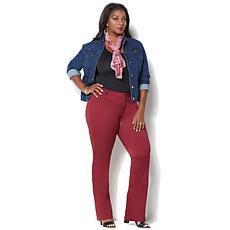 IMAN Perfect Fit 360 Premium Denim Trouser Jean