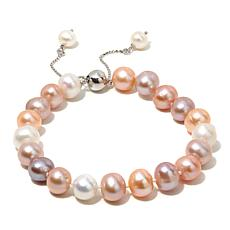Imperial Pearls Cultured Pearl Adjustable Bracelet