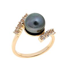 Imperial Pearls Cultured Tahitian Pearl 14K  Ring