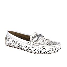 Impo Cassie Laser Cut Loafer with Memory Foam
