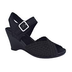 Impo Varla Stretch Sandal with Memory Foam