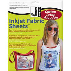 Inkjet Fabric Sheets 10 pack