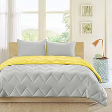 Intelligent Design  Trixie Reversible Comforter Mini Set Twin/Twin XL