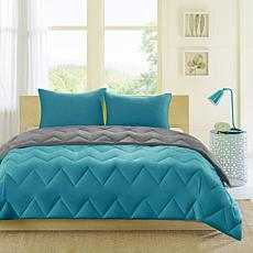 Intelligent Design  Trixie Reversible Comforter Mini Set