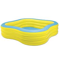 Intex Beach Wave Swim Center Family Pool Pool