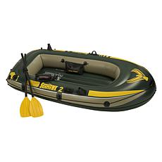 Intex Seahawk2 Boat Set