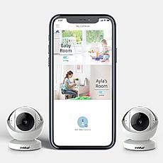 Invidyo Smart Video Baby Monitor 2-pack