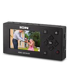 "ION Audio Portable VHS-to-Digital Archiver with 3"" Screen and Remote"