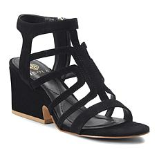 Isola Lina Leather Caged Sandal
