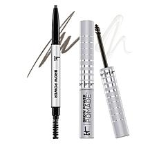 IT Cosmetics Brow Pencil and Brow Power Pomade Set