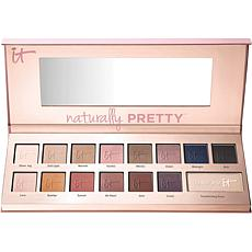 IT Cosmetics Naturally Pretty Matte Luxe Anti-Aging Eyeshadow Palette
