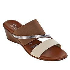 Italian Shoemakers Maryam Slide Sandal