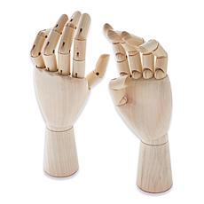 Jacke Richeson Wood Hand Manikins - Adult Male Left Hand