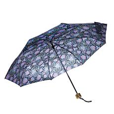Jade & Deer Multicolor Telescopic Manual Umbrella