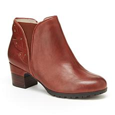 Jambu Roma Leather Ankle Boot