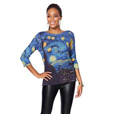 Jamie Gries Collection Artist Series Pullover Sweater