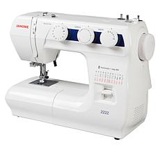 Janome 2222 Portable 3/4 Size Sewing Machine