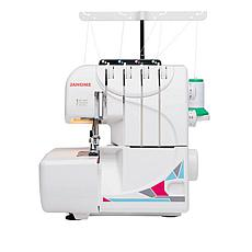 Janome 8933D Serger 3/4 Thread Overlock with DVD and Thread