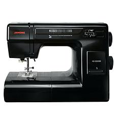 Janome HD3000 Black Edition 18-Stitch Sewing Machine