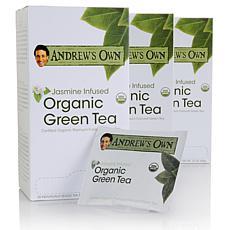 Jasmine Infused Green Tea